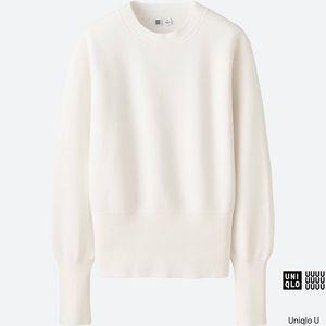 Uniqlo U Cotton Milano Ribbed Sweater